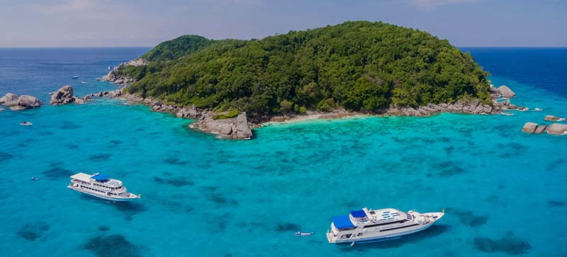 Similan Island Liveaboards